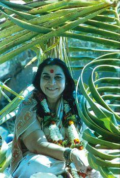 Shri Mataji Nirmala Devi, fondatrice de Sahaja Yoga